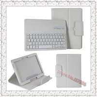 For Samsung Galaxy Note Pro & Tab Pro 12.2 SM-P900 / P905  Bluetooth Keyboard Cover Case (Smart Cover Wake / Sleep) White