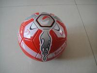 Football ball quality pvc machine football 5