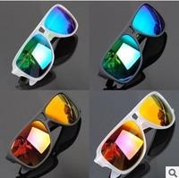 Free shipping 2014 Upgrade oculos cycling eyewear retro sunglasses men and women riding fishing glasses glasses to both 9181