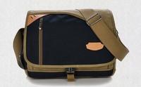 Man Shoulder Bags Canvas Fashion Casual Bags Men Zipper Bags Messenger Bag Hot