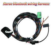 Golf 6 R36 CC Magotan Scirocco EOS RNS510 upgrade the original car stereo Bluetooth Harness
