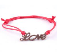 Free shipping fashion handmade DIY bracelet hand-knitted bracelet woven