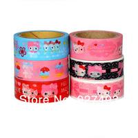 hello kitty decoration Multicolour paper tape diy photo album japanese washi tape