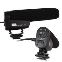 PIXEL Microphone Voical MC-550 Pro Recording Microphone for DSLR Camera and Camcorder