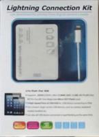 The latest upgrade version 5 together 1 HUB USB SD Card Reader Camera Connection Kit hub for iPad4 iPad Mini iphone5 perfect