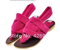 2014 Free shipping women shoes summer fashion slippers women sandals for women flat shoes open toe sandals