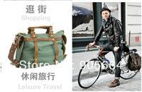 Free shipping.100% genuine leather bag,brand fashion handbag.crazy horse,shoulder bag.briefcase.totes big,style