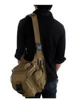 brand saddle messenger bag camera SLR photography tactical sling shoulder bag army fan  saddle outside sprot bag free shpping