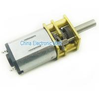 N20 12V DC 200 RPM MMini High Torque Electric Gear Box reduction Motor 10PCS/LOT