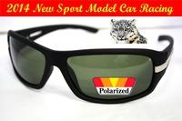 2014 Sport Driver's TAC enhanced polarized polaroid polarised golf fishing ski UV 400 Men women sunglasses with test card 802