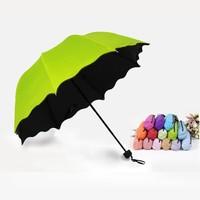 Small fresh arched sun protection umbrella vinyl uv sun umbrella apollo princess umbrella