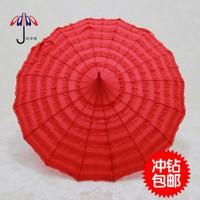 Ode laciness umbrellas sun protection umbrella vintage laciness cake umbrella