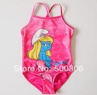 girl cute one piece bikini girl swimsuit