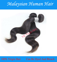 Malaysian Virgin Hair Weaves Body Wave Hair Extensions Natural Black 4pcs/Lot Unprocessed 100% Human Hairs Queen Hair Products