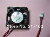 1 Pcs Per Lot Brushless DC Cooling Fan 5V 3007S 7 Blades 30x30x07mm Sleeve-bearing Black 2 Wires New HOT Sale High Quality