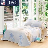 New arrival 14 lovo flower bamboo fibre bedding set piece  Home & Garden Home Textile