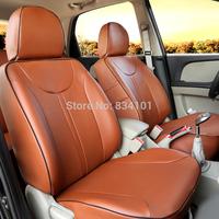 Peugeot 3008 206 207 307 308 408 508 car leather seat cover cushion covers Chrysler 300c Sebring RAV4 Corolla YARIS Highlander