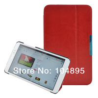 Slim Magnetic Leather Smart Case Cover for LG G Pad 8.3 V500  free shipping 100pcs/lot