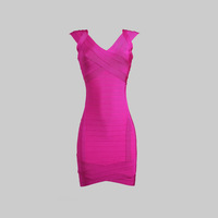 Hot sexy ! Summr 2014 women  fashion cocktail party dress wholesale