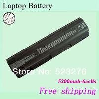 5200mAh Laptop batteries  for HP Compaq Presario CQ72 CQ630 HSTNN-UB0W WD548AA CQ32 CQ43 CQ56 CQ42 battery