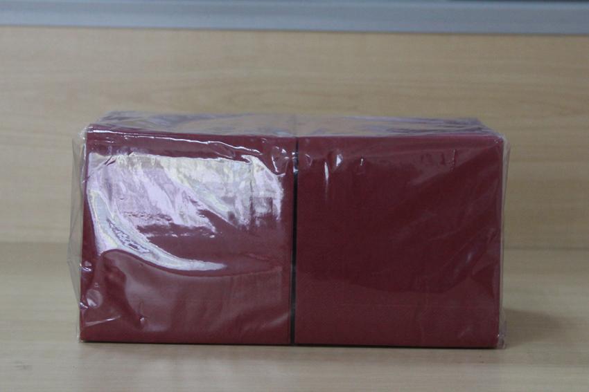 Paper serviette promotion online shopping for promotional - Serviette table tissu ...