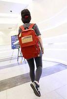 2014 backpack school bag canvas bag laptop bag a199