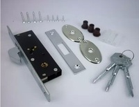 Free shipping Hook lock Sliding door lock