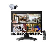 15 inch New TV TFT flat panel Display Lcd Monitor Av/hdmi/bnc/Vga Input Screen