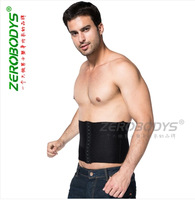 Men Waist Belly Buster Shaper Belt Body Sculpting Girdle Abdomen Adjustable new arrival  bodie cotton  corsets and bustiers