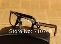 retro style men & women's eye glasses frame,2014 fashion optical eyeglasses for men & women,free shipping new design PC glasses