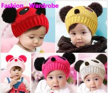 2014Hot sale lovely animal panda baby