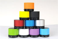 S10 wireless Bluetooth Speaker mini speaker music player for iPhone Samsung iPad with answer calling Mic TF card