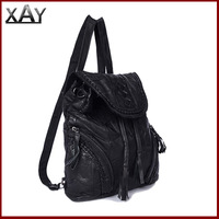 New&Hot 2014 Fashion Genuine Leather Women Backpack/Women Travel Bags PH10