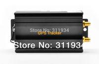 Gps Tracker For Kids Rastreador Veicular Gps/sms/gp Car Tracker - Fleet For Management, Central Door Locking System, Dual Sim