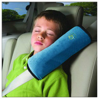 Child car safety belt cover shoulder pad set car baby safety belt shoulder pad sets baby safety belt
