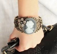2014 New fashion Hot women's jewelry Euramerican retro design Bracelets & Bangles for women