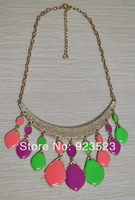 [Clear inventory] Cheap Jewelry, Only 1pcs in stock, gorgeous necklace fashion vintage retro necklace for women girls