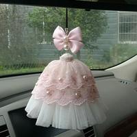 Car hanging car pendant gift wedding supplies