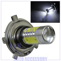 7.5W H4 LED Car Day Driving Fog Light Lamp Bulb Super Bright SMD