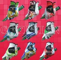 10PCS Left Hand Gostar Golf Gloves Quality Fashion Gloves Random Colors