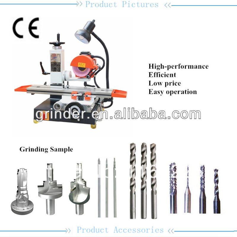 Grinding Machine Cutters Cutter Sharpening Machine