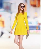 New 2014  Women  Casual Dress Slim  Dress  XL XXLSI067
