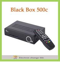 3pcs/lot Blackbox 500C DVB-C cable receiver box free DHL shipping to Singapore