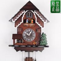 Fashion photoswitchable music timekeeping clock fashion cuckoo clock modern