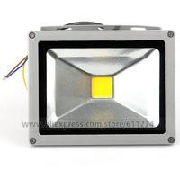 Waterproof 20W AC 85-265V Outdoor Warm White Light Floodlight