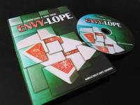 Presents Envylope (Gimmick + DVD) -ard magic trick,Metal stage magic/magic props/as seen on tv High quanlity