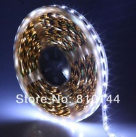 LED strip light ribbon single color 5 meters 150pcs SMD 5050 IP67 WATERPROOF DC 12V White/Warm White/Red/Green/Blue/Yellow