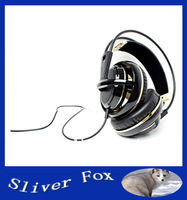Free Shipping TOP Wholesale Steelseries Siberia V2 Gaming Headphone Edition High Quality