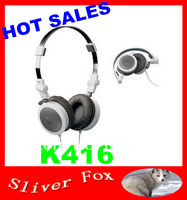 Free Shipping New k-416-p Headphones K 416 p Headphone k416 p k 416p Earphones New Boxed