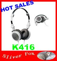 Free Shipping New k-416-p Headphones K 416 p Headphone k416 p k 416p Earphones New Boxed